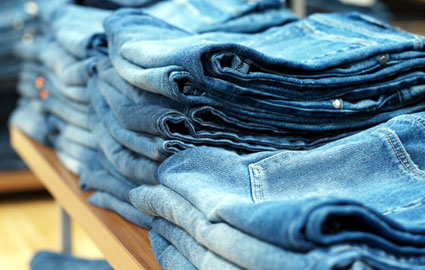 stack-of-denim-jeans